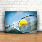 Placa Decorativa - Tennis