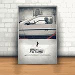 Placa Decorativa - De Volta Para o Futuro 2