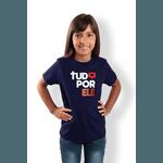 Camiseta Infantil tema JA Oficial 2020