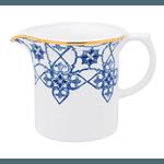 Leiteira de Porcelana Lusitana 600ml Oxford