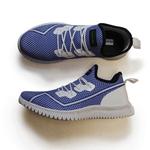 Tênis de Corrida Azul Royal Iron Flex