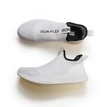 Tênis de Corrida Branco Iron Flex