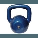 Kettlebell Emborrachado 22 Kg Crossfit Treinamento Funcional Musculação