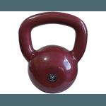 Kettlebell Emborrachado 24 Kg Crossfit Treinamento Funcional Musculação