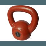 Kettlebell Emborrachado 6 Kg Crossfit Treinamento Funcional Musculação