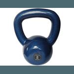 Kettlebell Emborrachado 8 Kg Crossfit Treinamento Funcional Musculação