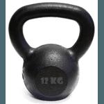 Kit 10 Kettlebell Pintado 12 Kg Crossfit Treinamento Funcional Musculação