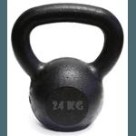 Kit 10 Kettlebell Pintado 24 Kg Crossfit Treinamento Funcional Musculação