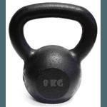 Kettlebell Pintado 8 Kg Crossfit Treinamento Funcional Musculação