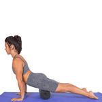 Rolo de Massagem Liberação Miofascial e Relaxamento com Vibração 10x30CM Proaction