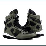 Bota Treino Academia Mr Gutt Musculação Militar Verde