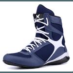 Bota de Treino Musculação Mr Gutt Cano Alto Azul
