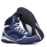 Bota de Treino Musculação Mr Gutt Cano Curto Azul