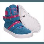 Tênis Bota Treino Sneaker Feminino Fitness Academia Agua