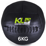 Wall Ball Couro Crossfit Funcional Medicine Ball 6 Kg 14 Lb