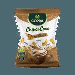 CHIPS DE COCO COPRA 60G - LE VERT NATURAL