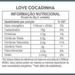BARRA DE FRUTA ORGÂNICA LOVE COCADINHA - 25G