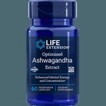 ASHWAGANDHA EXTRACT - 125MG - 60 CÁPSULAS - LE VERT NATURAL