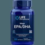 ÔMEGA-3 - MEGA EPA/DHA - 120 SOFTGELS - LE VERT NATURAL