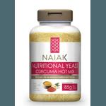 NUTRITIONAL YEAST - CÚRCUMA HOT MIX - 85G - LE VERT NATURAL