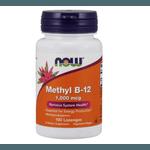 VITAMINA B12 - 1MG - METHYLCOBALAMIN - 100 PASTILH... - LE VERT NATURAL