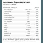 CLORELLA ORGÂNICA PRENSADOS A FRIO - 200 TABLETES