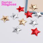 Kit Aplique Decorativo Estrelas