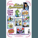 Apostila Para Pintura Country Folk Edição 117