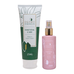 Body & Face Cream 250g e Be Relax 100ml