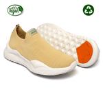Tênis Ortopédico Green Sustentável Caqui
