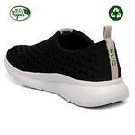 Tênis Ortopédico Green Sustentável Preto