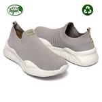 Tênis Ortopédico Green Sustentável Cinza