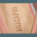 Sapatilha Nobuck Slingback Anacapri C30029.0135.0027