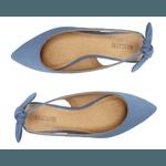 Sapatilha Nobuck Slingback Anacapri C30029.0135.0026