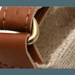 Bolsa Crossbody Palha Média Anacapri C50016.0182.0002