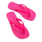 Chinelo Melissa Sun Long Beach Pink 33528