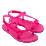 Sandalia Melissa Sun Downtown Pink 33505