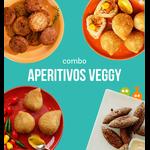 COMBO APERITIVOS VEGGY (6 ITENS)