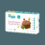 Hambúrguer de Grão de Bico (6 unidades)