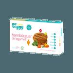 Hambúrguer de Legumes (6 unidades)