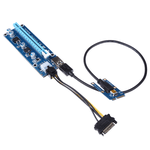 Cabo Riser Notebook Usb 3.0 Pci-e 1x para 16x
