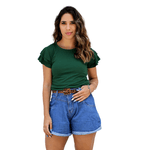 Blusa Luísa - Verde Militar