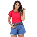 Blusa Luísa - Vermelha