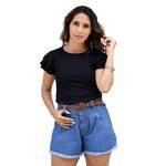 Blusa Luísa - Preta