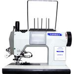 Máquina de Costura de Ponto Picado Eletrônica LM-85P-D
