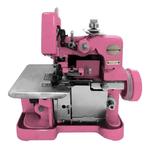 Máquina de Costura Semi Industrial Westpress GN1-6D Rosa 110V