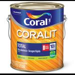 CORALIT TOTAL ALTO BRILHO BRANCO 3,6L