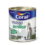 MASSA ACRÍLICA 1,5KG CORAL