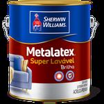 METALATEX TINTA ACRÍLICA SEMI BRILHO 3,6L - Super Lavável