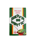 Erva-Mate Seiva do Mate Tradicional 1Kg